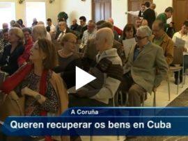 Reportaje televisivo en el informativo local de A Coruña